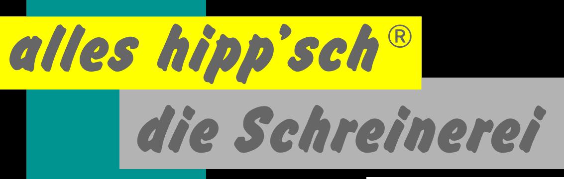 Schreinerei Manfred Hipp - alles hipp'sch